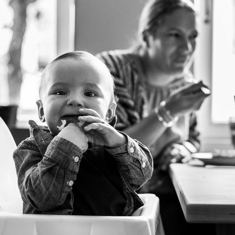 Frühstück - Pearson & Puppe