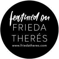 Frieda Theres Badge