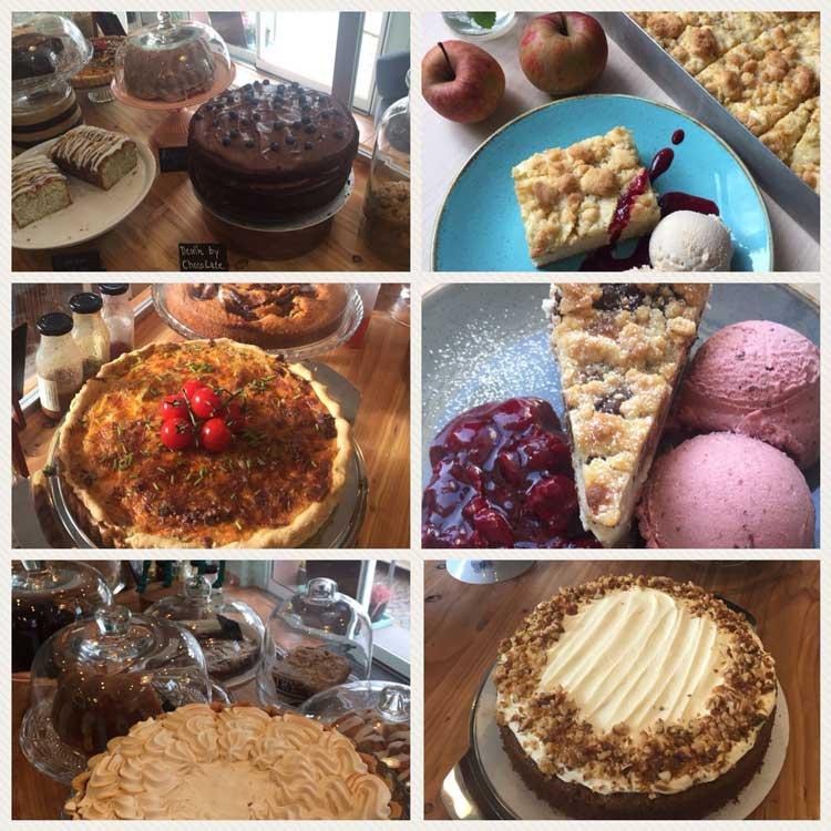 Kuchen und Torten - Pearson & Puppe